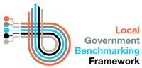 Local Government Benchmarking Framework logo