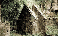 Gunpowder mill at Roslin Glen. Taken by g0m3rpyl3 on Flickr. http://www.flickr.com/photos/g0m3rpyl3/3893304064/in/pool-1648094@N24/