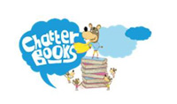Logo for Chatterbooks reading groups
