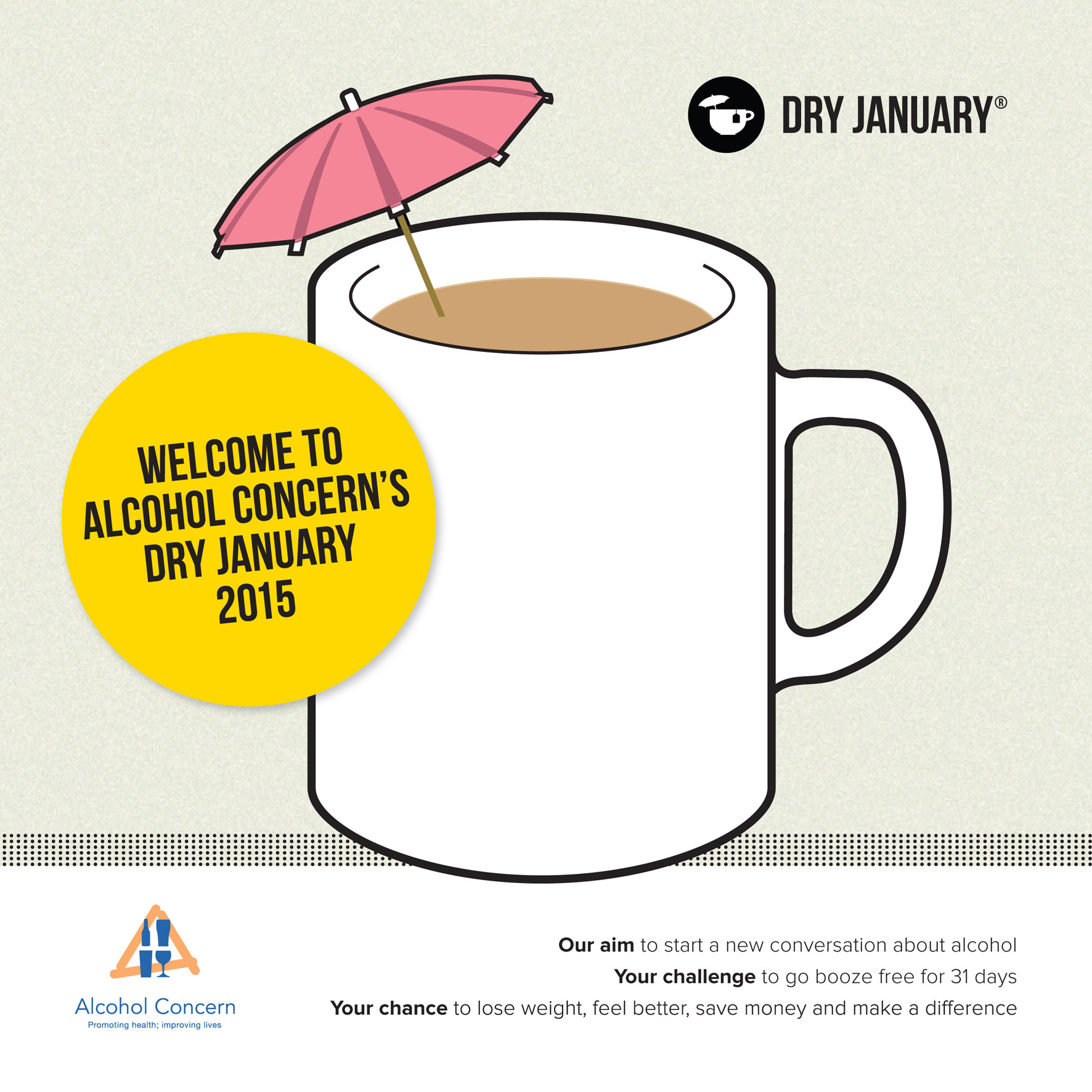 Can you do the Dry January challenge?
