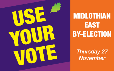 Midlothian East by-election