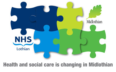 Health and social care is changing in Midlothian