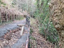 ironmills damage to steps