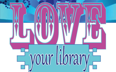 Love Your Library Day 2016