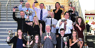 Midlothian Sports Awards 2014