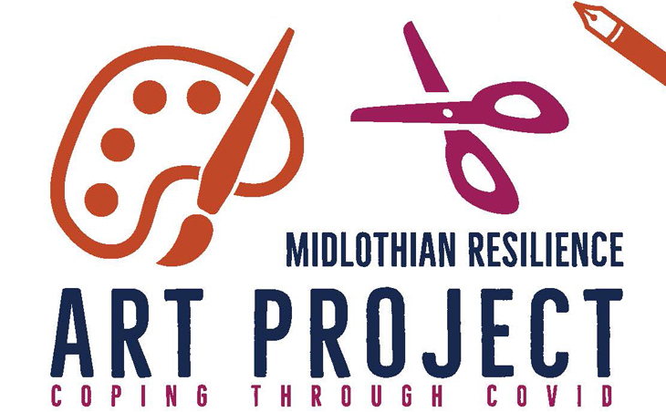Midlothian Resilience Art Project: Coping through covid
