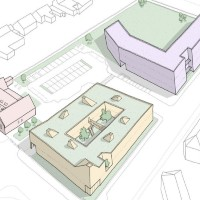 Proposed care facilities and housing Bonnyrigg - pre-application consultation