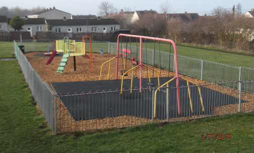 Oak Place Play Area