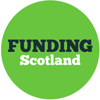 Funding Scotland logo