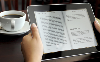 eBook and eAudiobook service