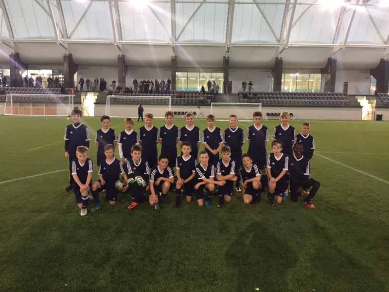 The Midlothian P7 Development Football Squad played in the first of three South East Regional Festivals last Friday at Oriam Performance Centre, Riccarton.