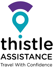Thistle Assistance logo