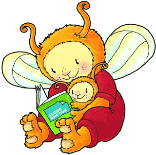 Bookbug sessions logo