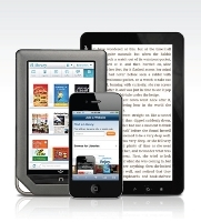 Image of eBook readers