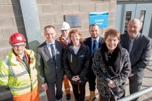 Millerhill food waste plant opening